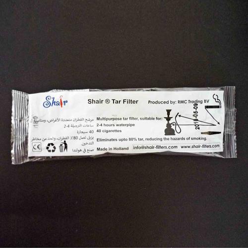 shair filters sample package