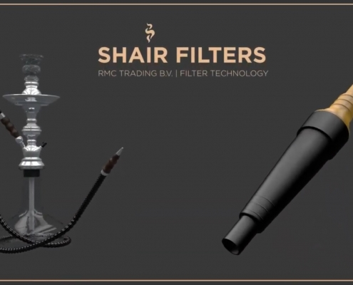 hookah filters product video